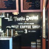 Photo taken at Jupiter House Coffee by Georgina T. on 1/27/2013