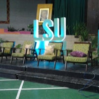 Photo taken at La Salle University Arts Center by Celine Marie B. on 3/3/2014