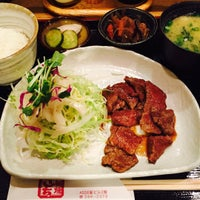 Photo taken at 鉄板焼さち by ふう し. on 10/13/2015