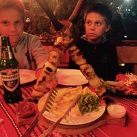 Photo taken at Bistro Pizzeria TANIA by Людмила М. on 8/22/2015
