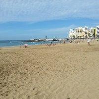 Photo taken at Playa Grande by Alexander M. on 12/20/2012