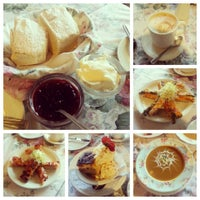 Photo taken at Miss Marple's Tea Room by Jeany L. on 2/20/2013