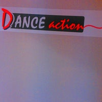Photo taken at Dance Action by Kavadia E. on 1/20/2014