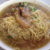 Photo taken at King Won Ton and Noodle by Janice W. on 4/26/2014