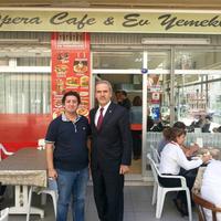 Photo taken at Opera Cafe by Aks A. on 10/31/2013
