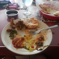 Photo taken at India Palace by Lexie D. on 4/22/2014
