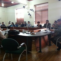 Photo taken at Gobierno Provincial Loja by Javier P. on 11/12/2013