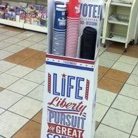 Photo taken at 7-Eleven by Tünde V. on 10/18/2012