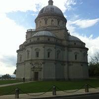Photo taken at Santa Maria Della Consolazione by Lanfranco S. on 10/13/2012
