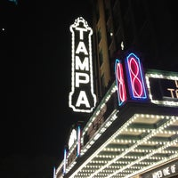Photo taken at Tampa Theatre by Cyndee H. on 11/10/2012