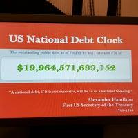 Photo taken at Museum of American Finance by Niyan on 2/24/2017