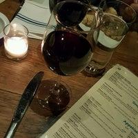 Photo taken at Bodrum Mediterranean Restaurant by Niyan on 1/18/2017
