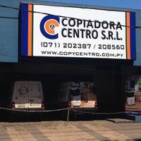 Photo taken at Copiadora Centro S.R.L by Milciades R. on 2/12/2015