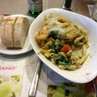 Photo taken at Vapiano by Markus S. on 10/15/2012
