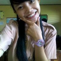 Photo taken at SMA Negeri 19 Surabaya by Ni Putu Agnes T. on 1/21/2014