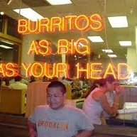 Photo taken at Raging Burrito & Taco by Raging Burrito & Taco on 4/7/2014