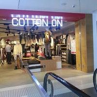 Photo taken at Cotton On by Marina Edana I. on 12/13/2013