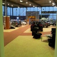 Photo taken at Autobedrijf van Mossel by Hank on 12/17/2012