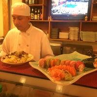 Photo taken at Shogun Sushi by Khokha S. on 5/5/2014