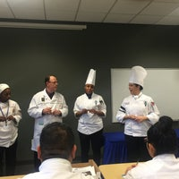 Photo taken at Le Cordon Bleu College of Culinary Arts Atlanta by Dominique H. on 1/31/2016