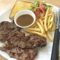 Photo taken at Galato Steak by Tookta T. on 12/18/2015