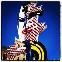 Photo taken at La Cara de Barcelona by Flavia D. on 1/5/2013