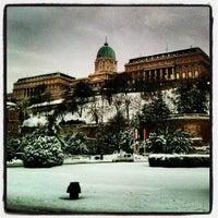 Foto tirada no(a) Castelo de Buda por Flavia D. em 1/14/2013
