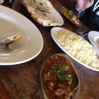 Photo taken at India House Restaurant by Elisabeth S. on 1/18/2014