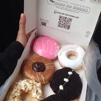 Photo taken at Big Apple Donuts by Illyana on 12/10/2016