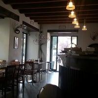 Photo taken at Al Trentadue Cafè by Biliana R. on 10/26/2013