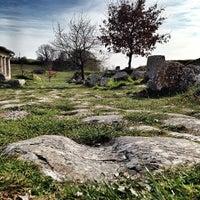 Photo taken at Rovine di Carsulae by Daniela M. on 3/16/2014