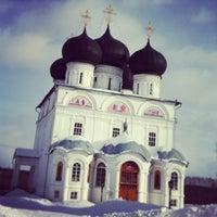Foto scattata a Успенский Трифонов монастырь da Александр Ч. il 3/8/2013