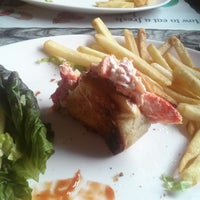 Photo taken at Seawitch Restaurant & Oyster Bar by Bluella D. on 10/31/2013