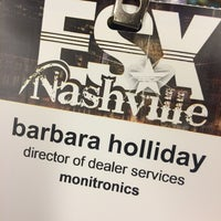 Photo taken at ESX Nashville by Barbara on 6/23/2014