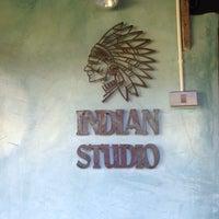 Photo taken at Indian studio by KASAMA . on 11/9/2014