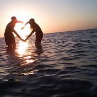Photo taken at Kerkennah island by Nizar Z. on 8/7/2014