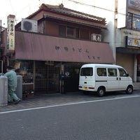 Photo taken at ちとせ by occhi_com on 1/19/2013