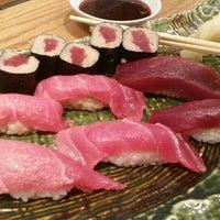 Photo taken at Sushi Kyotatsu by Angela N. on 12/30/2013
