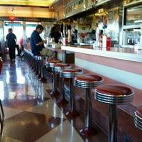 Photo taken at Tin Goose Diner by Tom R. on 8/2/2016