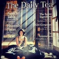 Photo taken at Bodhisattva Tea Spa by Bodhisattva Tea Spa on 12/7/2014