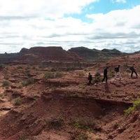 Foto tomada en Parque Nacional Sierra de las Quijadas por Visit Argentina el 9/10/2013
