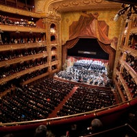 Photo taken at Teatro Colón by Visit Argentina on 7/1/2013