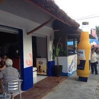 Photo taken at Gándara by Alex M. on 2/3/2014