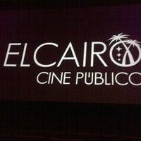 Foto tomada en El Cairo - Cine Público por Carolina S. el 10/31/2013