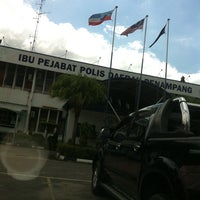 Photo taken at Balai Polis Penampang by Ricky Ryan C. on 12/10/2013