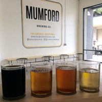 Photo taken at Mumford Brewing by Beer Search Party on 6/13/2015