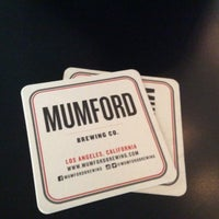 Photo taken at Mumford Brewing by Beer Search Party on 11/9/2015