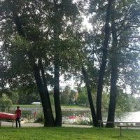 Photo taken at Brunnsvikens Kanotklubb by Armin S. on 8/16/2014