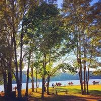 Photo taken at MacEachron Waterfront Park by Gregg W. on 10/5/2014