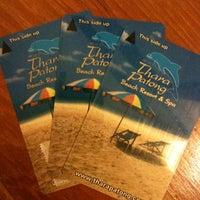 Photo taken at Thara Patong Beach Resort & Spa, Phuket by Ohn R. on 10/22/2012